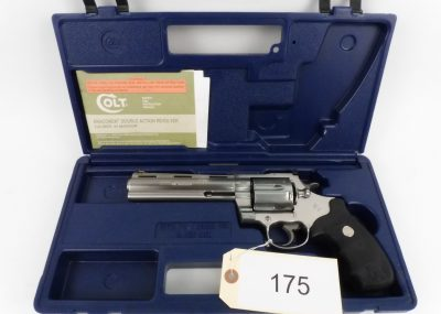 Silent Auction Firearm