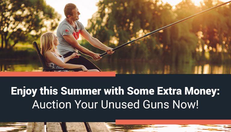 Auction your Unused Guns Now!
