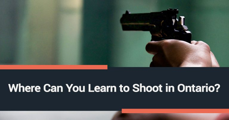 Where Can You Learn to Shoot in Ontario?