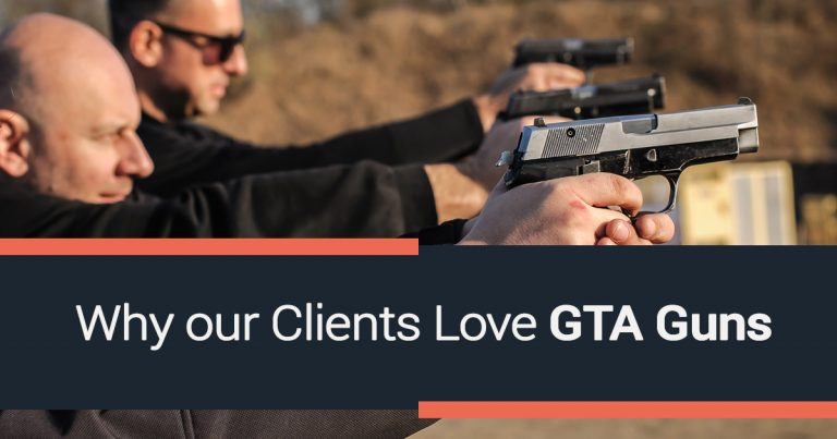 Why our Clients Love GTA Guns