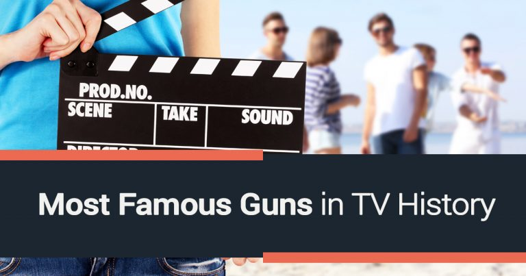 Most Famous Guns in TV History