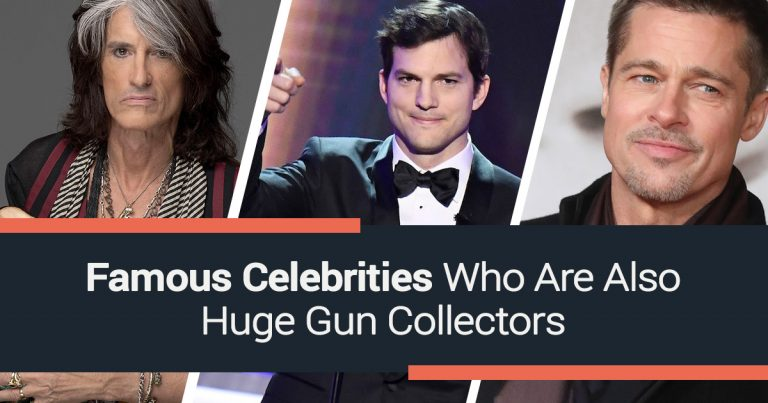 Famous Celebrities Who Are Also Huge Gun Collectors
