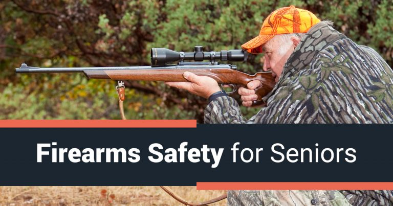 Firearm Safety For Seniors