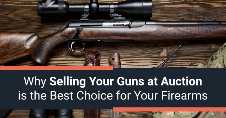Looking to earn extra cash? Selling your guns with GTA Gun Auctions is the best choice but don't just take our word for it. Here's why