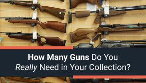 How Many Guns Do You *Really* Need in your Collection?