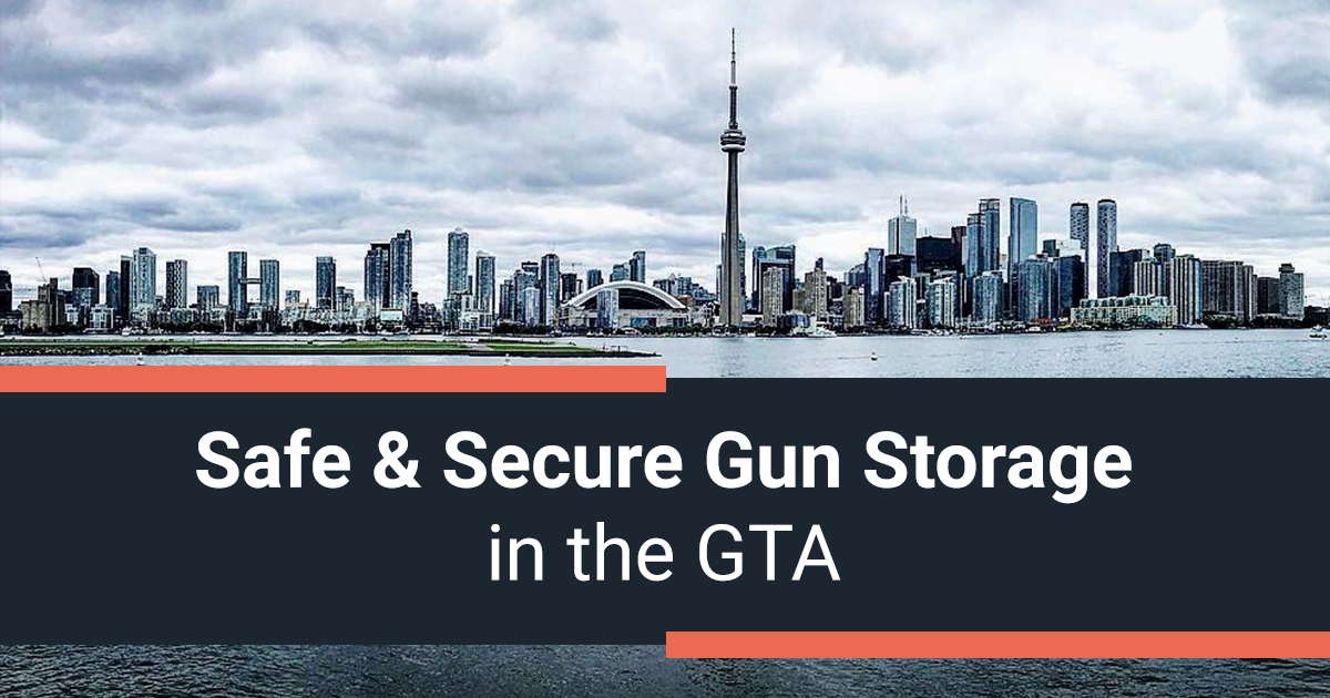 Safe & Secure Gun Storage in the GTA