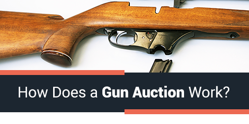 How Does a Gun Auction Work?