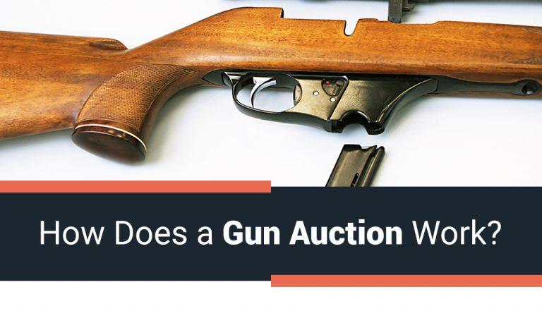 How Does a Gun Auction Work?