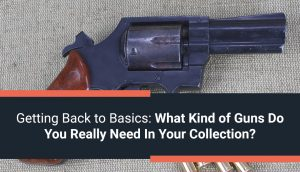 Back to Basics: What Guns Do You Really Need In Your Collection