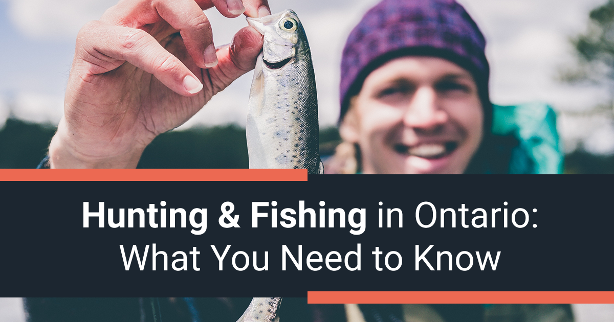 Hunting and Fishing in Ontario: What You Need to Know