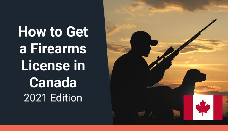 How to Get a Firearms License in Canada