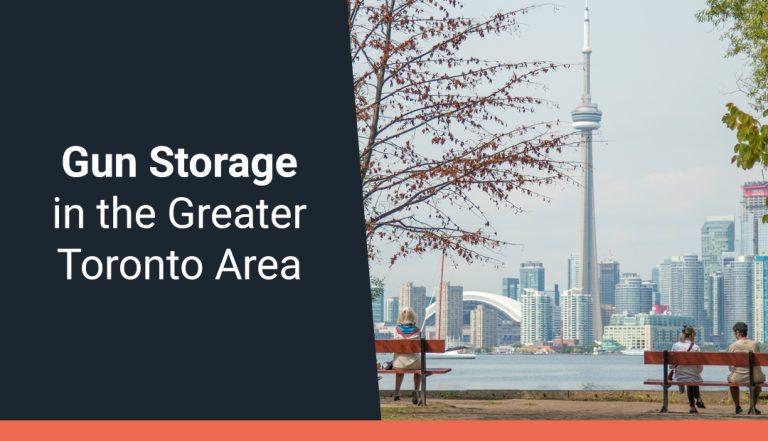 Gun Storage in the Greater Toronto Area