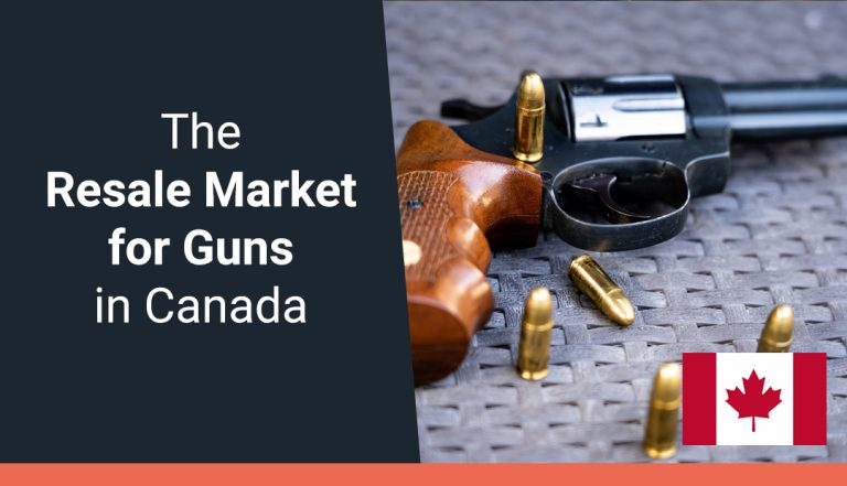 The Resale Market for Guns in Canada