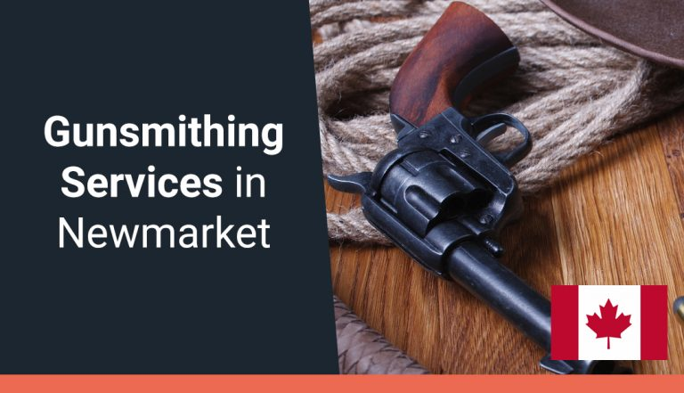 Gunsmithing Services in Newmarket