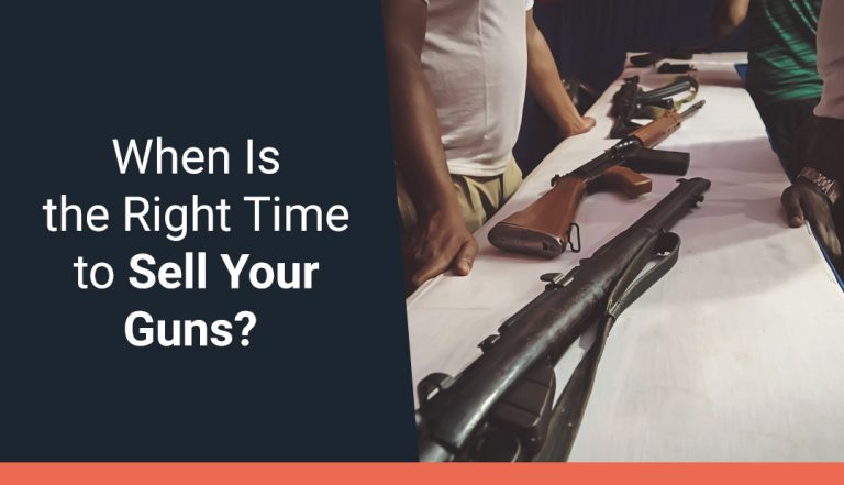 When Is the Right Time to Sell Your Guns?